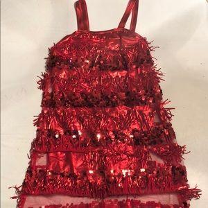 💚 2/30 HP!! Red Dance Costume